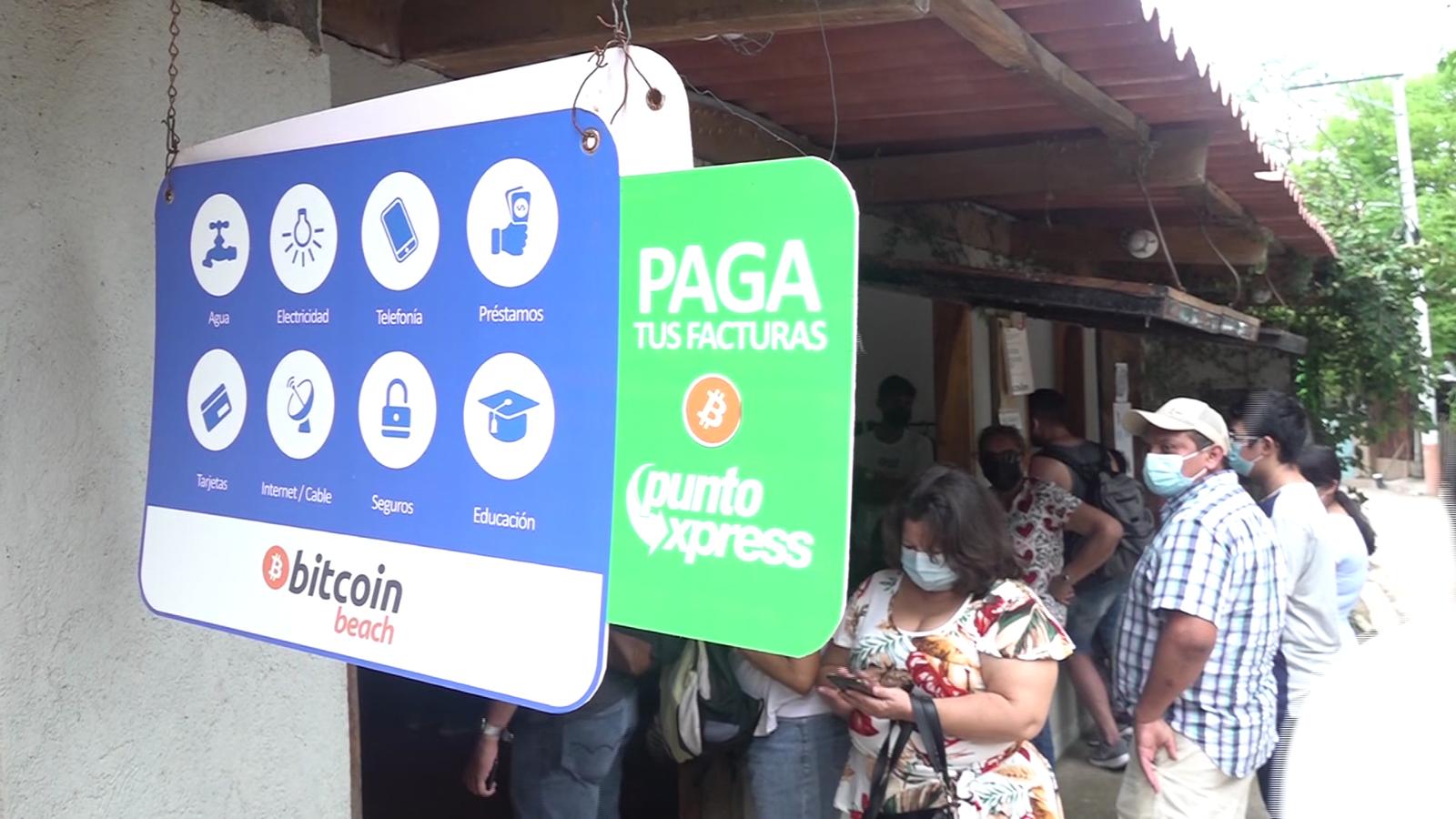 Cómo se utiliza el bitcoin en El Salvador?