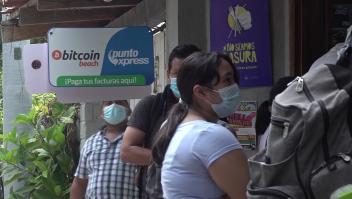 Todo esto salió mal en el debut de bitcoin en El Salvador