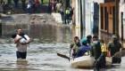 Inundaciones en México provocan muertes, daños y caos