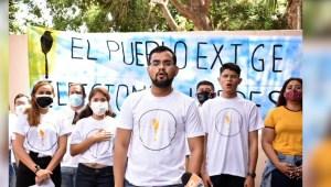 Así es el estado de universitarios arrestados en Nicaragua