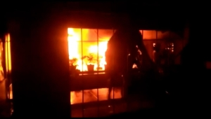 Al menos 40 presos muertos por un incendio en Indonesia