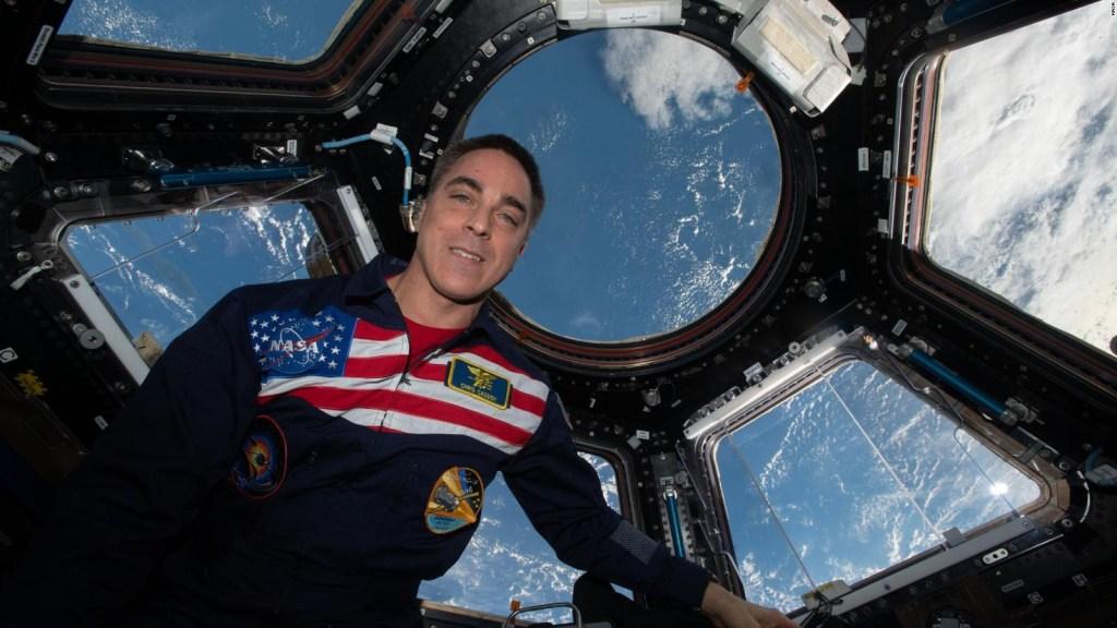 Astronauta ayuda a cumplir el sueño de víctima del 11S