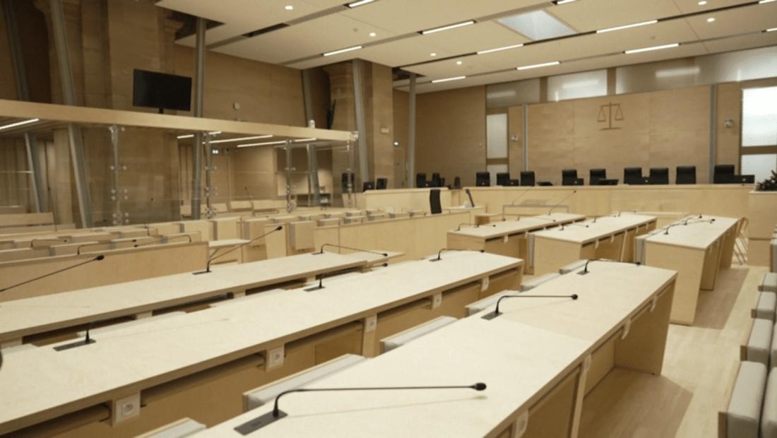 Así comienza el juicio por atentados terroristas en París