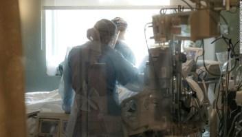 Hospitalizaciones covid-19