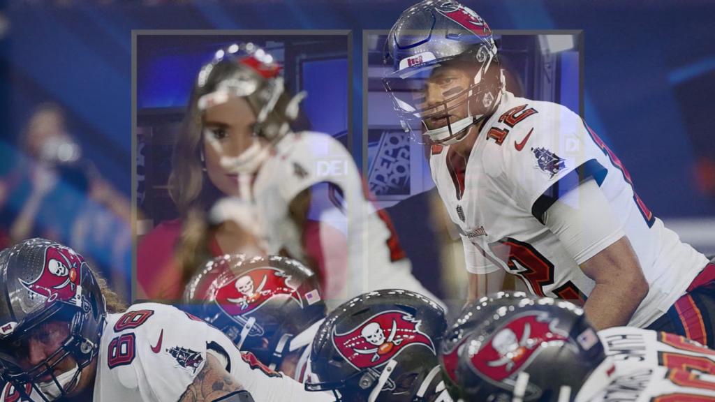 Brady y los Bucs, favoritos para repetir como campeones