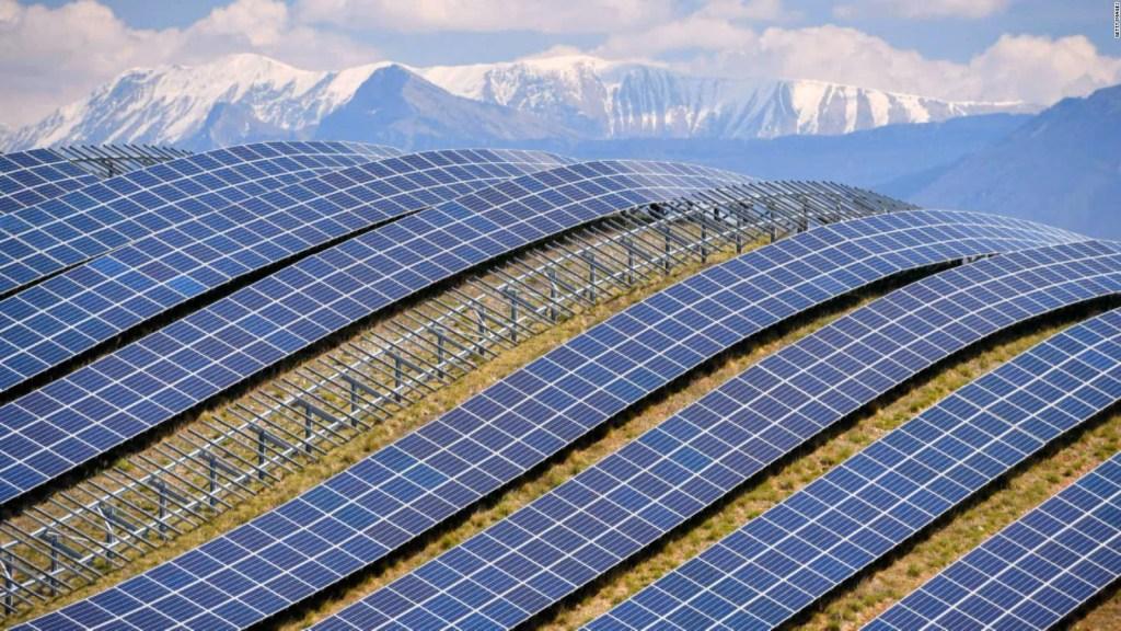 Se desarrolla la energía solar en EE.UU.