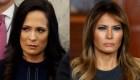 Exasesora publicará libro con anécdotas de Melania Trump