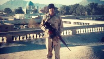 Huyó de Afganistán y volvió como militar tras el 11S