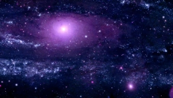 Detectan señal de radio en la galaxia