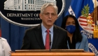 Garland: Ley antiaborto de Texas anularía Constitución