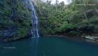 Reconecta con Paraguay con sonido del agua en el Salto Cristal