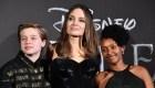 Las hijas de Angelina Jolie siguen sus pasos y promueven esta actividad