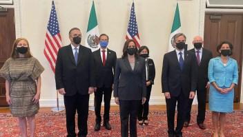 """""""Hay que celebrar"""" reactivación de diálogo México-EE.UU."""