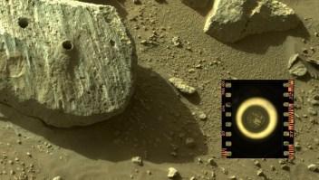 La NASA brinda informe sobre muestras de Marte