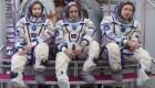 Una película filmada en el espacio