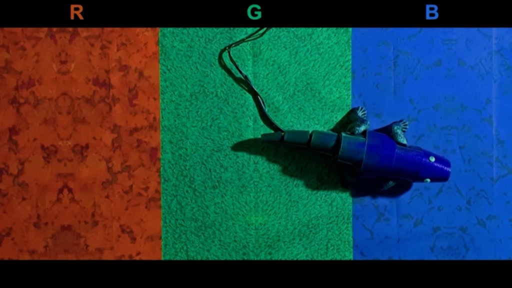 Crean tela que cambia de color según la temperatura