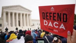 ¿En qué consiste el cambio de reglas del programa DACA?
