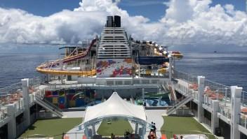 """¿Cómo es viajar en un """"crucero a ninguna parte""""?"""
