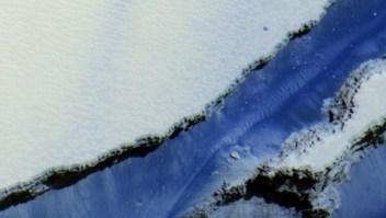 La foto más reciente de Marte es ¡azul!