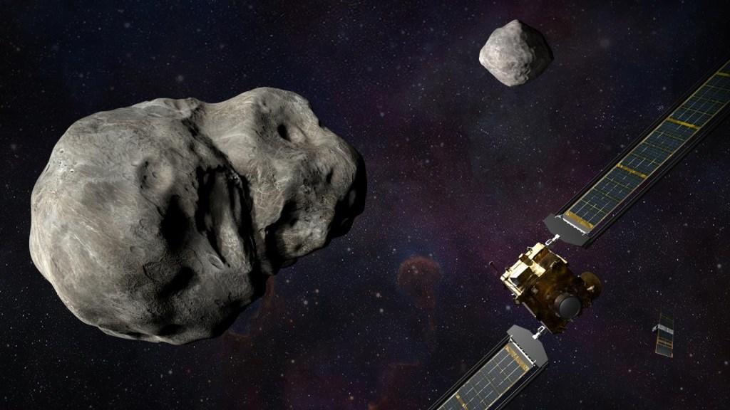 Misión chocará contra asteroide para salvar a la Tierra