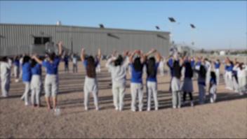 Menores inmigrantes denuncian maltratos en refugio