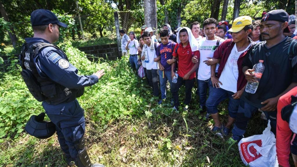 Entrepreneur: We need migrants to move through Mexico