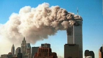 Imágenes de la cobertura del 11 de septiembre de 2001