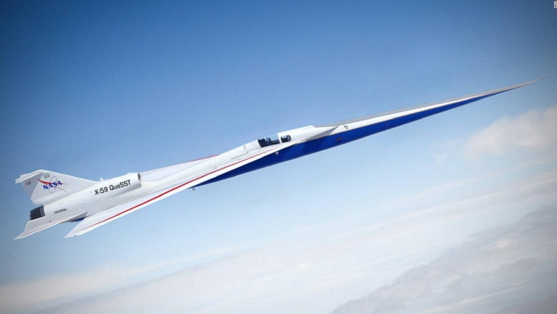 Los vuelos supersónicos estarían cada vez están más cerca