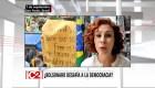 Diputada bolsonarista opina sobre el conflicto con el Supremo Tribunal