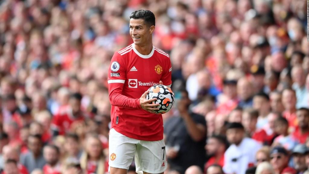CR7 ya ilusiona con goles al Manchester United