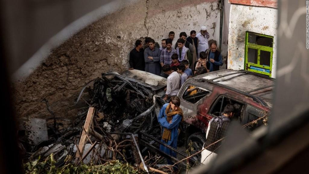 Kabul dron
