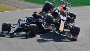 F1: nueva polémica entre Verstappen y Hamilton