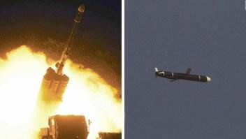 ¿Qué sabemos de los misiles que disparó Corea del Norte?