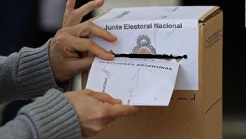 Elecciones PASO: el análisis de Ernesto Tenembaum