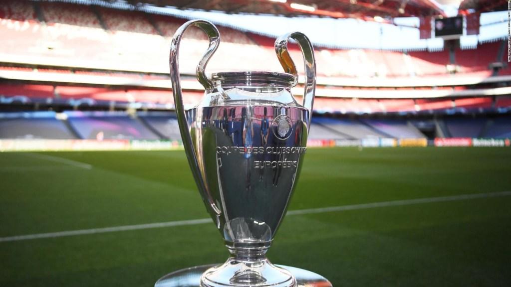 Sube el telón de la Liga de Campeones más esperada