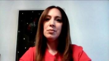 Habla María Eugenia Vidal tras las elecciones en Argentina
