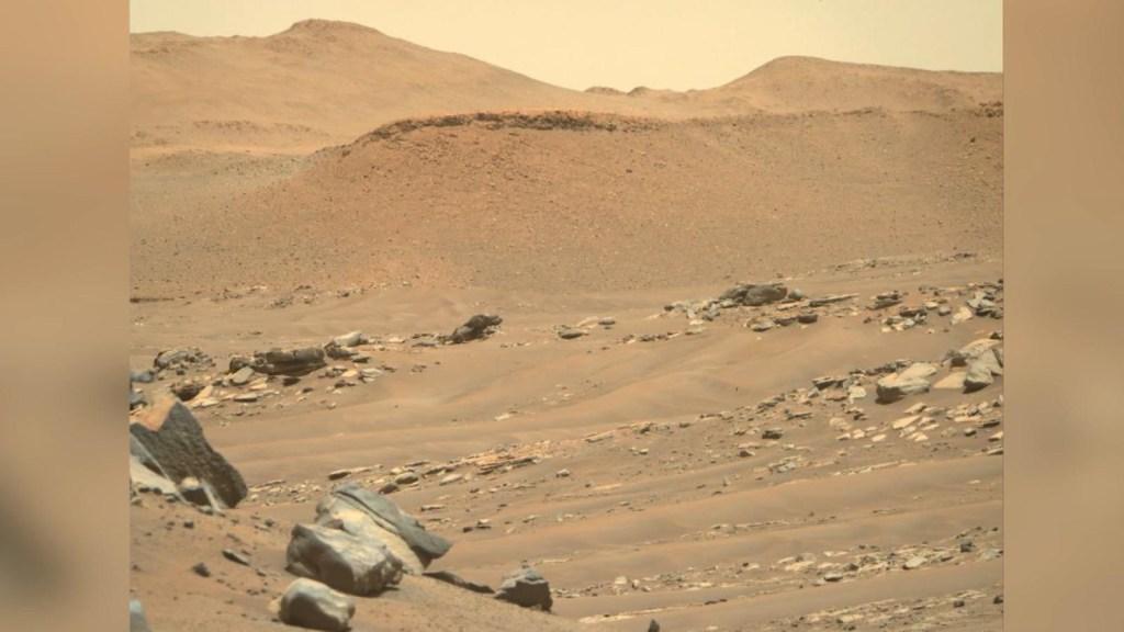 NASA: las dunas marcianas, la imagen de semana en Marte