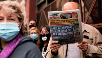 PASO, derrota histórica para Fernández, según consultor