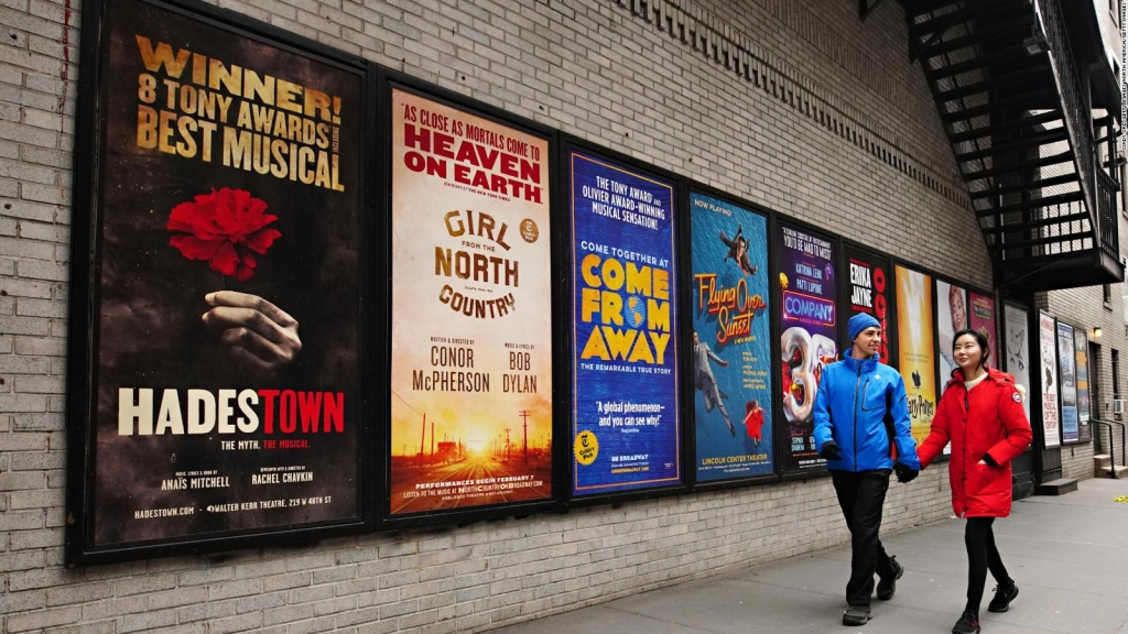 Broadway raises the curtain again: these are the protocols