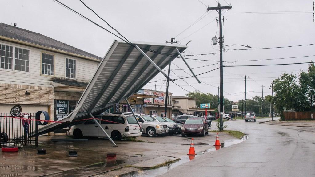 ¿Qué daños causó la tormenta tropical Nicholas?