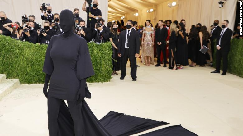 Kim Kardashian Met