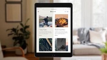 Mira lo nuevo en la última versión del iPad de Apple