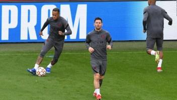 La expectativa de ver a Messi con Neymar y Mbappé