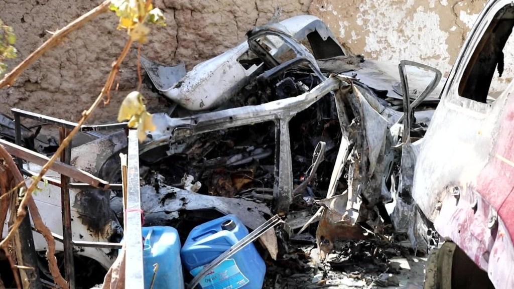 CNN investiga ataque con drones de EE.UU. en Afganistán