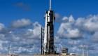 Inspiration4 de SpaceX, lista para ir al espacio