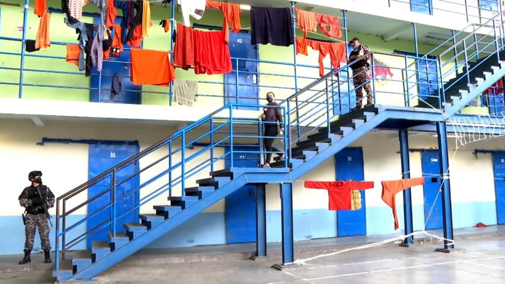 Así se vive en una cárcel de Ecuador tras varios motines