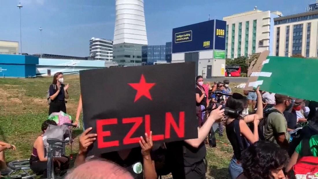 """""""La Extemporánea"""" del EZLN llega a tierras europeas"""
