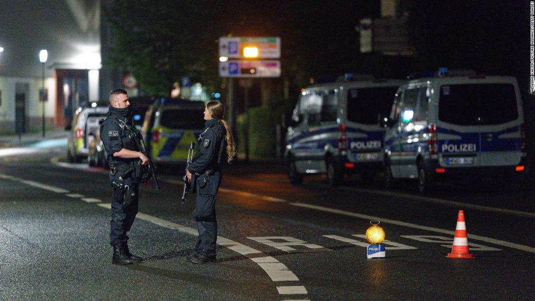 Evitan posible ataque a una sinagoga en Alemania durante Yom Kippur, dice ministro