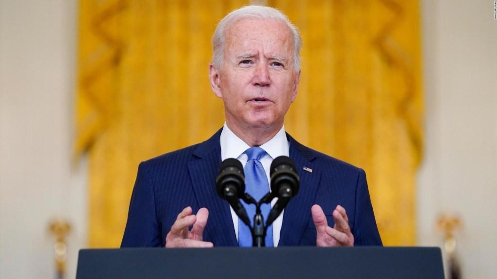 ¿Cómo va la aprobación de la gestión de Joe Biden?