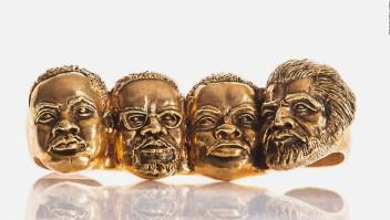 Celebran el trabajo de joyeros negros en EE.UU.